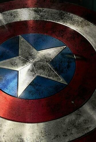 Captain America Shield iPhone 5s Wallpaper Pinterest