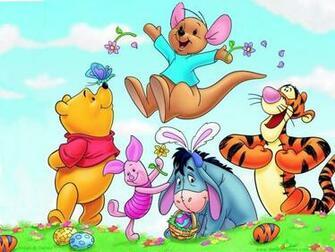 Winnie the Pooh Easter Wallpaper   Winnie the Pooh Wallpaper 6511617