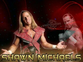 wwe wallpapers more entries wallpaper of shawn michaels shawn michaels
