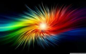 Colors Splash 4K HD Desktop Wallpaper for 4K Ultra HD TV Wide