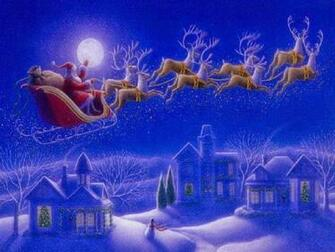Animated Christmas Desktop Wallpaper Wallpaper Animated