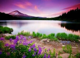 Mountain Lake Scene 1920x1408 wallpaper1920X1408 wallpaper screensaver