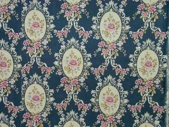 Exhibition Victorian Wallpaper
