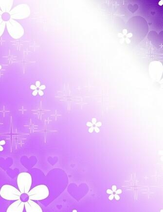 Pretty Purple Background by YuniNaoki