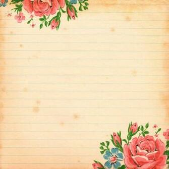 Digital Scrapbook Paper Commercial Use OK   Pretty Things