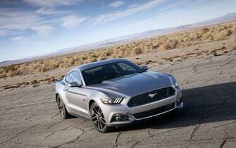 2015 Ford Mustang 4 Wallpaper HD Car Wallpapers