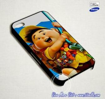 Home Page Phone Case iPod Case Russel Disney Up Wallpaper Phone Cases