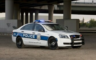 Cheverolet Caprice Police Car 2011 Widescreen Exotic Car Wallpaper 03