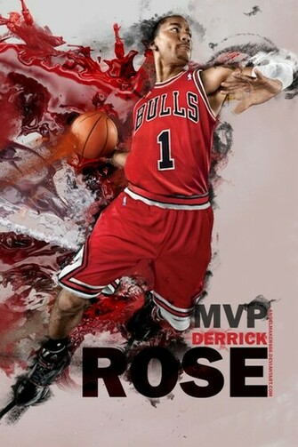 Derrick Rose MVP iPhone Wallpaper Sports Gallery iPhone