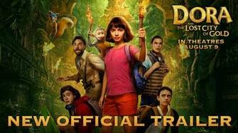 Dora And The Lost City Of Golds got fart jokes Danny Trejo being
