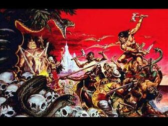 conan the barbarian Computer Wallpapers Desktop Backgrounds
