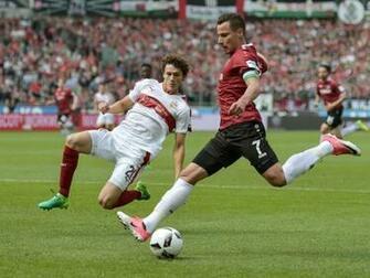 Hannover gewinnt Spitzenspiel gegen Stuttgart 10   Rhein