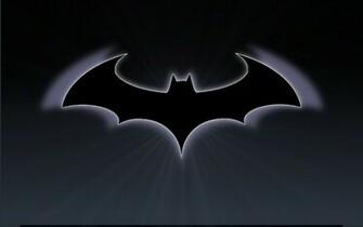 Cartoon Batman Logo Batman Wallpaper by pastorgavin Batman Wallpaper