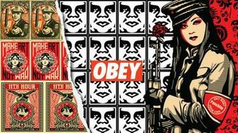 Obey Wallpaper 1920x1080 by JayGunnink