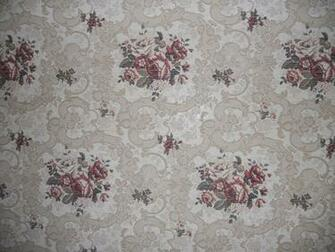 is one of those quintessentially classic Victorian wallpaper patterns