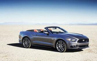 2015 Ford Mustang Convertible Wallpaper HD Car Wallpapers