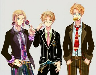 Hetalia images England France America wallpaper photos 17238246