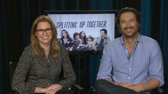 Jenna Fischer Oliver Hudson bring heart to a comedy about divorce