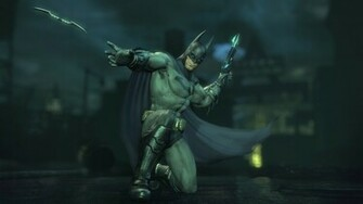 Batman Arkham City Wallpaper in 1920x1080