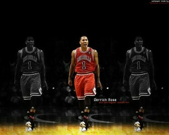 Go Back Gallery For Derrick Rose Mvp Wallpaper