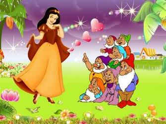 Snow White   Classic Disney Wallpaper 11218111