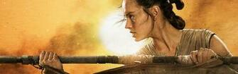 Star Wars The Force Awakens Rey Wallpapers HD Wallpapers