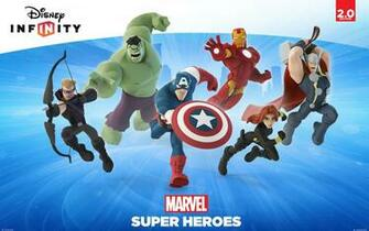Disney Infinity Marvel Super Heroes Wallpaper   HD Wallpapers Desktop