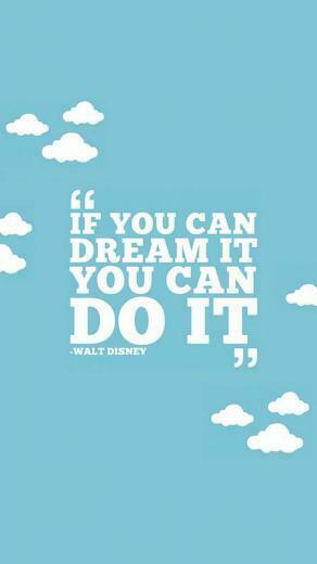 Disney Quote Wallpaper Walt disney quote amazing
