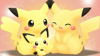 Pokemon Pikachu Wallpaper 1366x768 Pokemon Pikachu