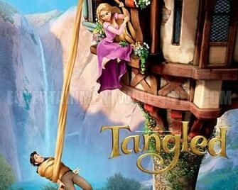 Tangled Disney Wallpaper   Princess Rapunzel from Tangled