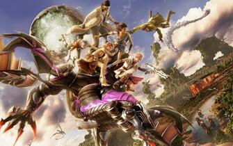 Final Fantasy XIII Game Wallpapers HD Wallpapers