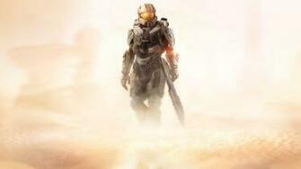 Halo 5 Guardians Master Chief John Halo Game Desert WallpapersByte com
