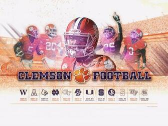 Harley Creative 2015 Clemson Football Wallpaper