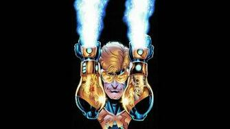 Booster Gold Wallpaper 2   1920 X 1080 stmednet