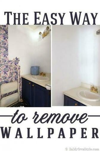 How to Strip Wallpaper the Easy Way