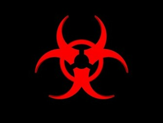 Biohazard Sign Wallpaper Biohazard tga