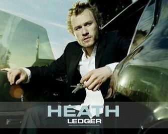 Heath Ledger   Heath Ledger Wallpaper 826961