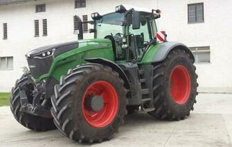 Wallpaper wallpaper tractor farming 1050 fendt michelin