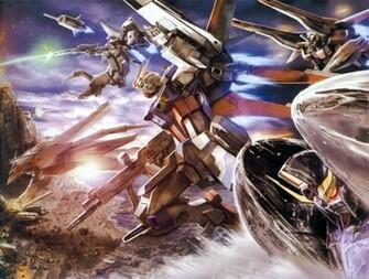 Gundam SEED Wallpaper Wallpaperholic