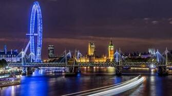 London Eye Wheel Photo   Travel HD Wallpapers