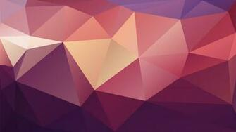 Abstract Geometric Low Poly   Wallpaper by McFrolic