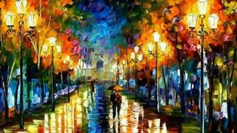 23 Best HD Leonid Afremov Wallpapers