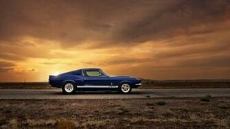 American muscle car ford mustang gt500 shelby cars wallpaper 74487