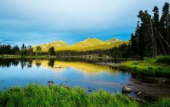 Rocky Mountain National Park Wallpapers HD Wallpapers