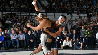 Mark Hall   Wrestling   Penn State University Athletics
