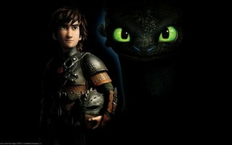 Toothless and Hiccup How To Train Your Dragon 2 HD Wallpaper 6848