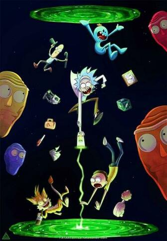 Best 25 Rick and morty wallpaper ideas
