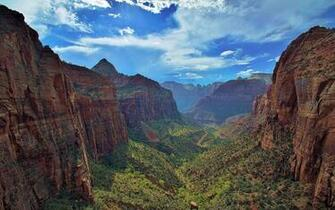 Zion National Park HD Wallpapers Backgrounds