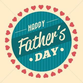 Happy fathers day wallpaper Vector Image   1561979 StockUnlimited