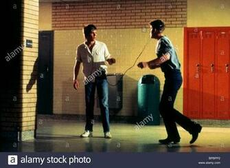 KEVIN BACON CHRIS PENN FOOTLOOSE 1984 Stock Photo 30992138   Alamy